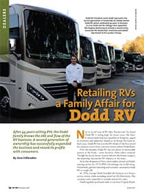Dodd RV - New & Used RV Sales, Service, and Parts in Yorktown